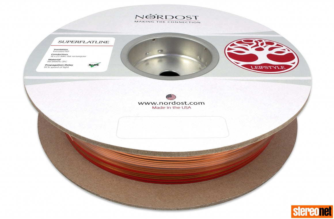 Nordost Superflatline Bulk Speaker Cable