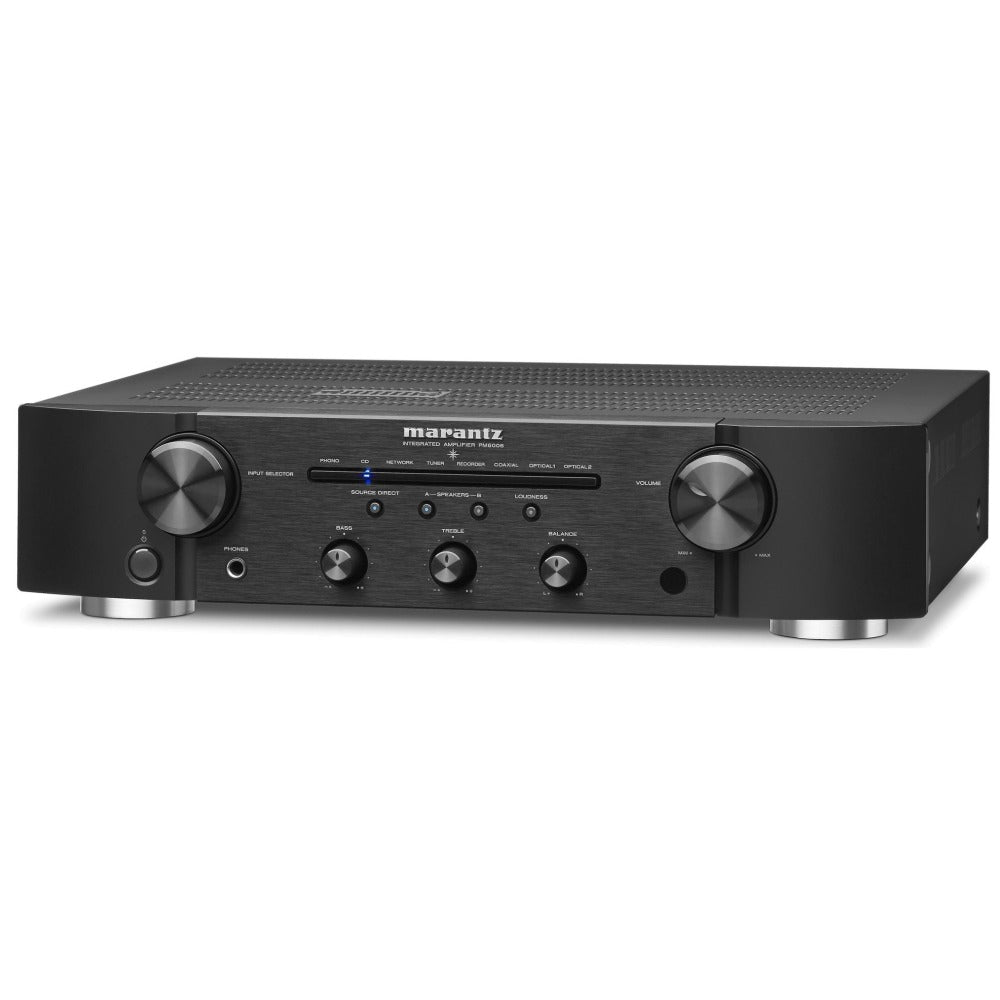 Marantz | PM6006 Integrated Amplifier Black Open Box | Melbourne Hi Fi1