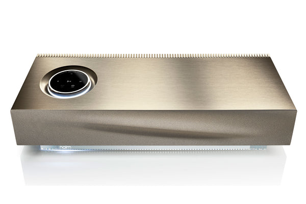 Naim: Mu-so Streamer Special Edition (Champagne Finish) - Ex Display