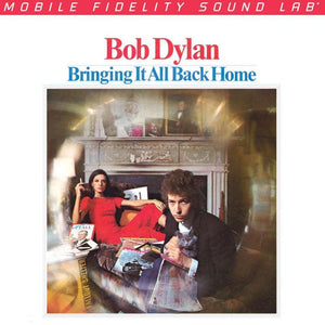 MoFi | Bob Dylan Bringing It All Back Home 3K 2LP | Melbourne Hi Fi