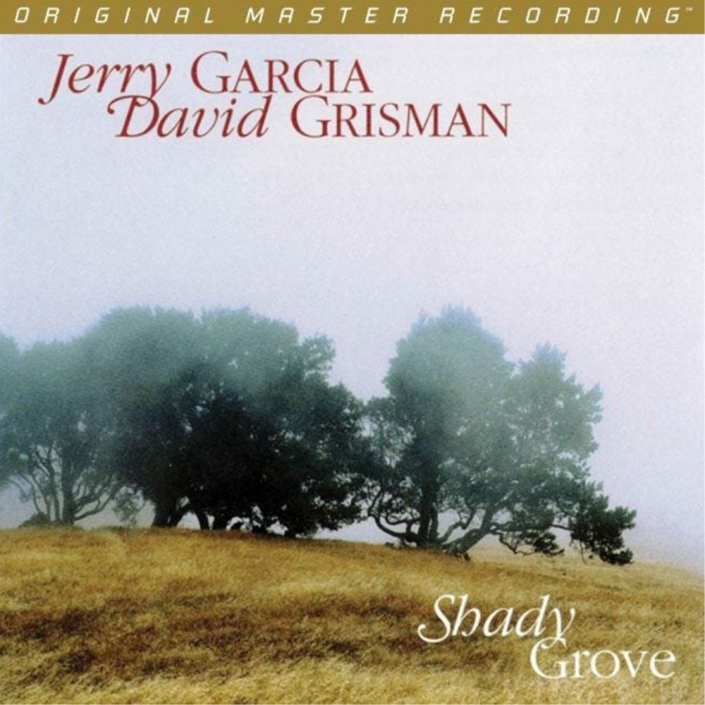 Mo Fi|Jerry Garcia And David Grisman - Shady Grove 2LP|Melbourne Hi Fi