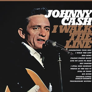 Mo Fi | Johnny Cash - I Walk the Line 3K 2LP | Melbourne Hi Fi