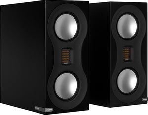 Monitor Audio Studio Bookshelf Speakers - Melbourne Hi Fi