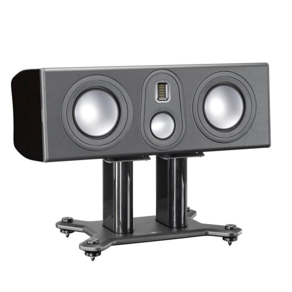 Monitor Audio | PLC350 II Centre Speaker Ebony Open Box | Melbourne Hi Fi1