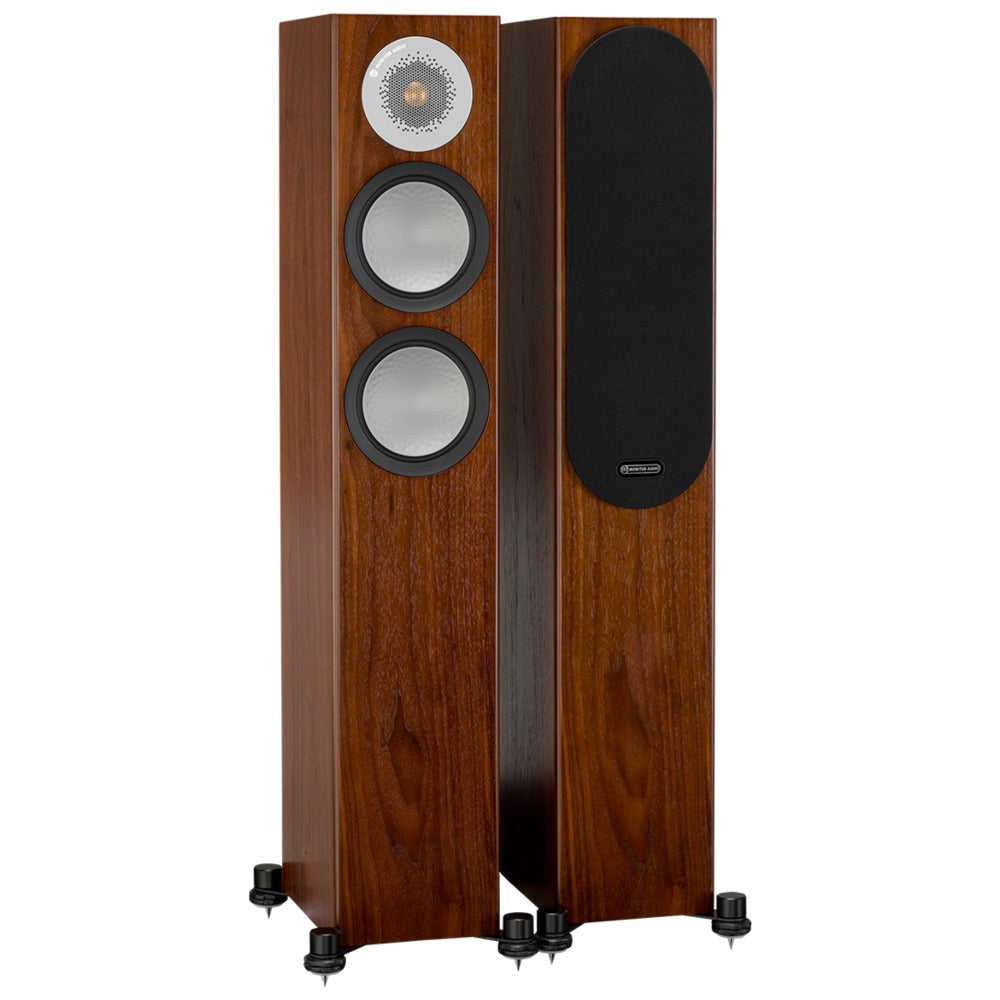 Monitor Audio | Silver 200 Floorstanding Speakers | Melbourne Hi Fi1