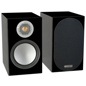 Monitor Audio | Silver 50 Bookshelf Speakers | Melbourne Hi Fi1