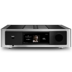 NAD | NAD Master Series BluOS Streaming DAC Amplifier |Melbourne Hi Fi1