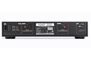 Naim Audio NAP200 DR Power Amplifier (Ex Display)