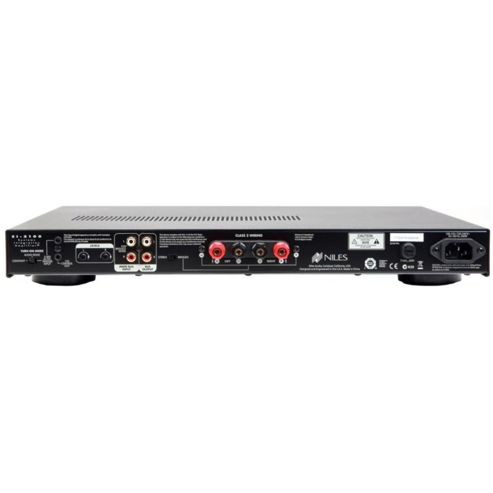 Niles Audio | SI-2100 100W Two-Channel Power Amplifier | Melbourne Hi Fi1