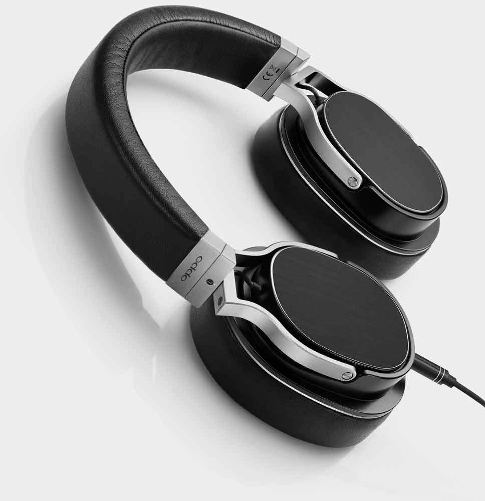 Oppo PM-3 Closed-Back Headphones (Black)  EX Display - LAST PAIR