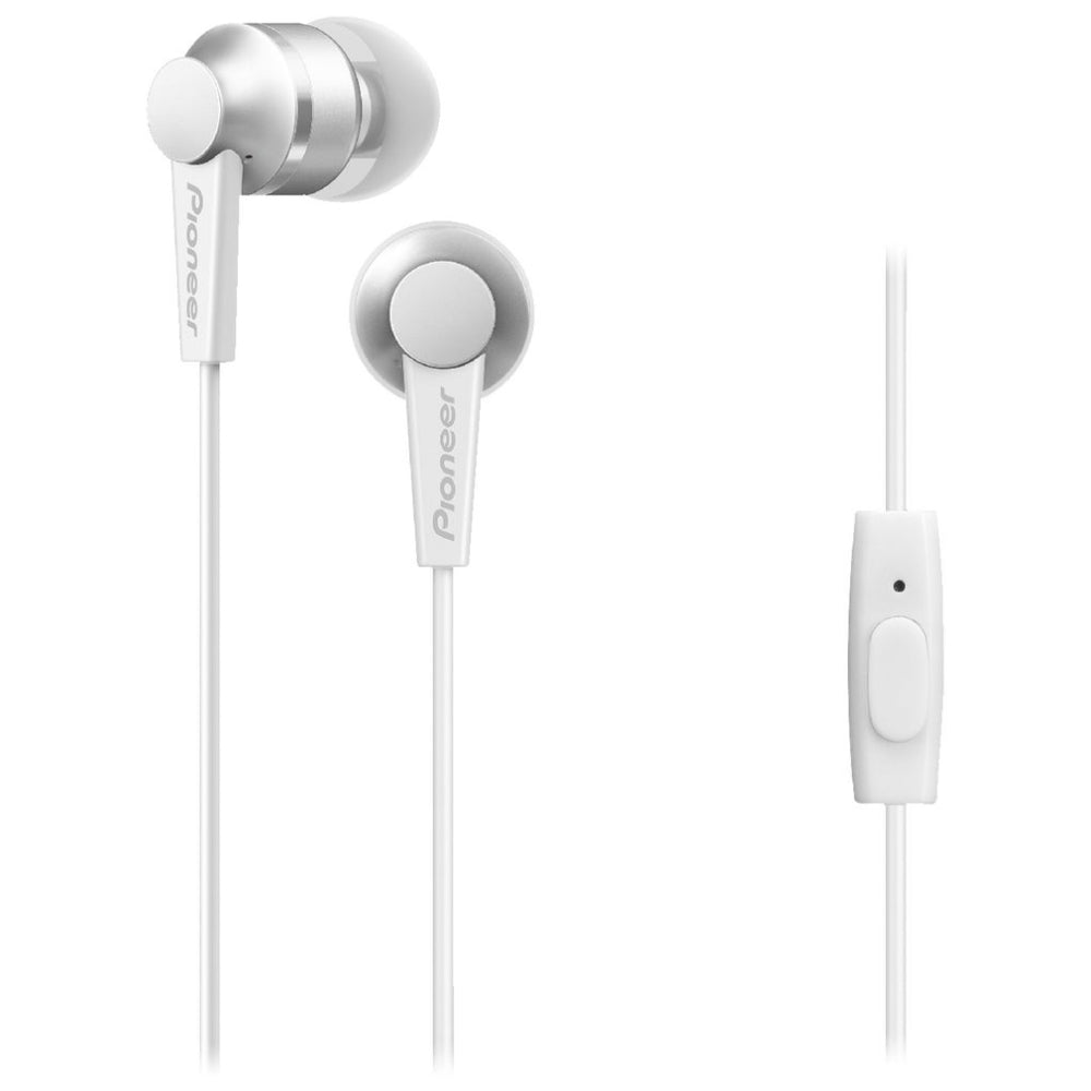 Pioneer | SE-C3T In-Ear Stereo Headphones with Mic | Melbourne Hi Fi2
