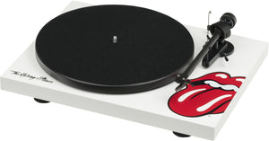 Pro-Ject The Rolling Stones Debut III Special Edition Recordplayer with Ortofon OM10 Cartridge