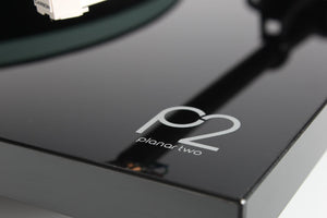 Rega PLANAR 2 Turntable Black | Melbourne Hi Fi | Hawthorn VIC