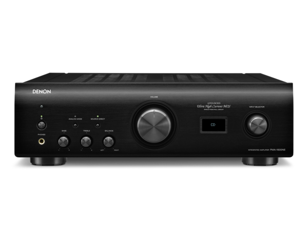 Denon PMA1600NE Integrated Amplifier Black