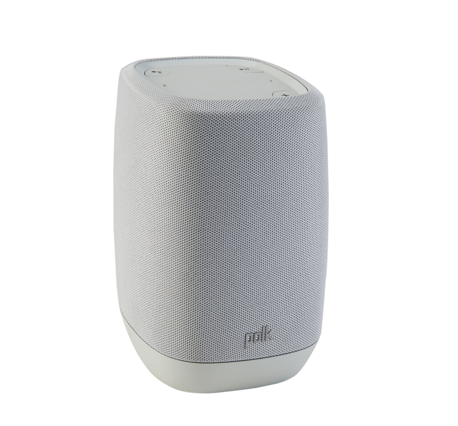 Polk Audio Assist - Smart Speaker with Google Assistant - Melbourne Hi Fi