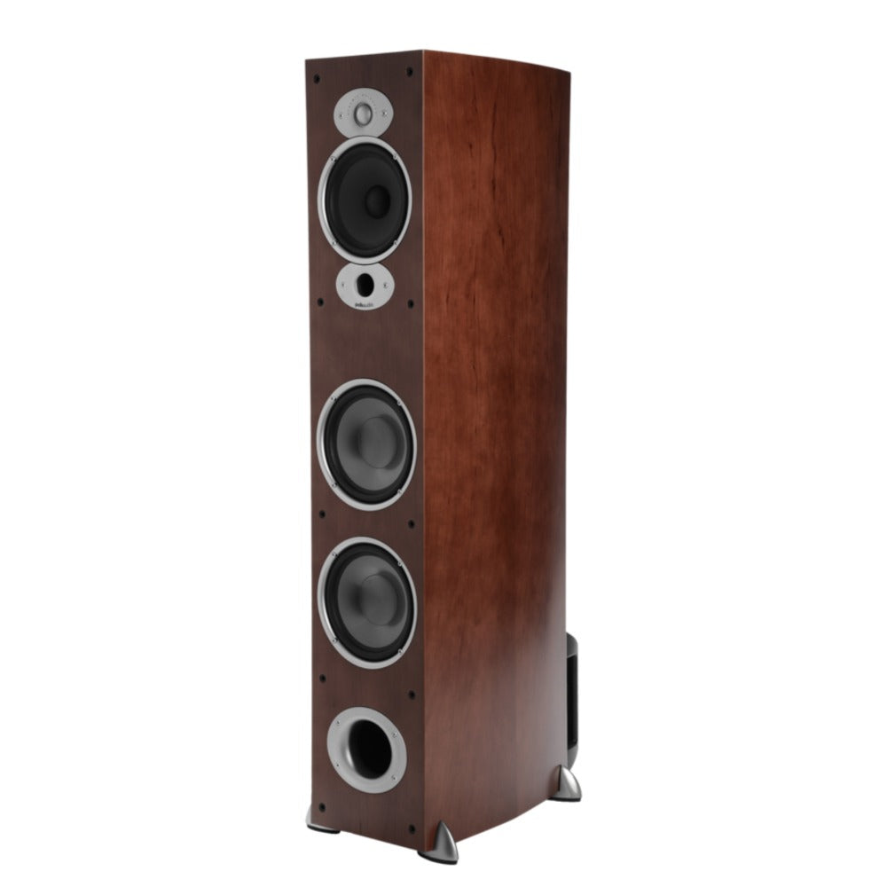 Polk Audio | RTi-A7 Floorstanding Speakers Cherry Open Box | Melbourne Hi Fi1