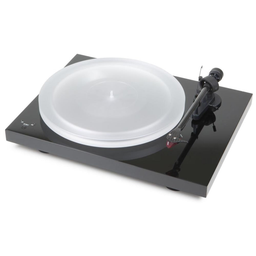 Pro-Ject|Debut Carbon Esprit SB Turntable Piano Black Open Box|Melbourne Hi Fi1