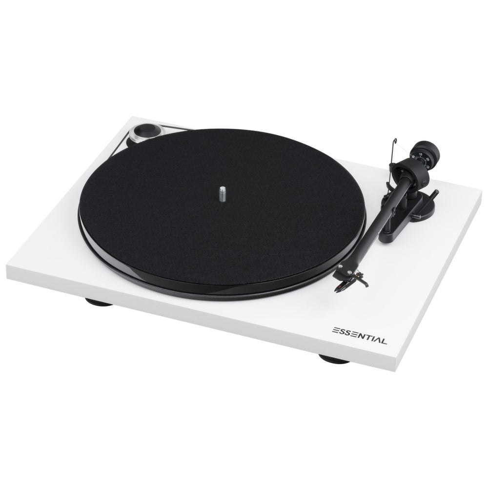 Pro-Ject |Essential III Turntable with OM10 Cartridge |Melbourne Hi Fi1