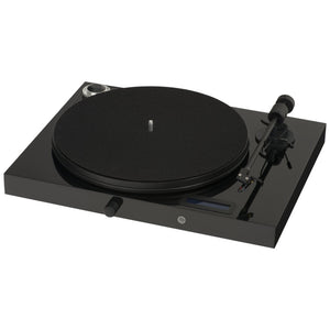 Pro-Ject | Juke Box E Turntable with OM5e Cartridge Black Open Box | Melbourne Hi Fi1