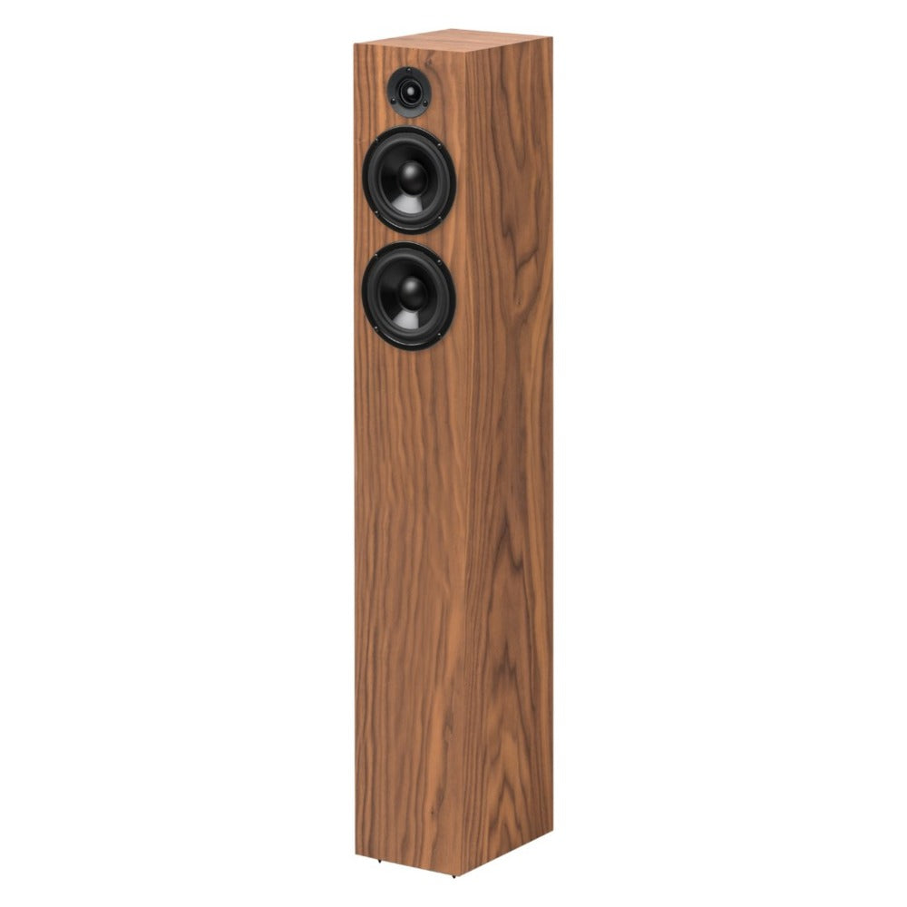 Pro-Ject | Speaker Box 10 S2 Floorstanding Speaker Walnut Open Box| Melbourne Hi Fi