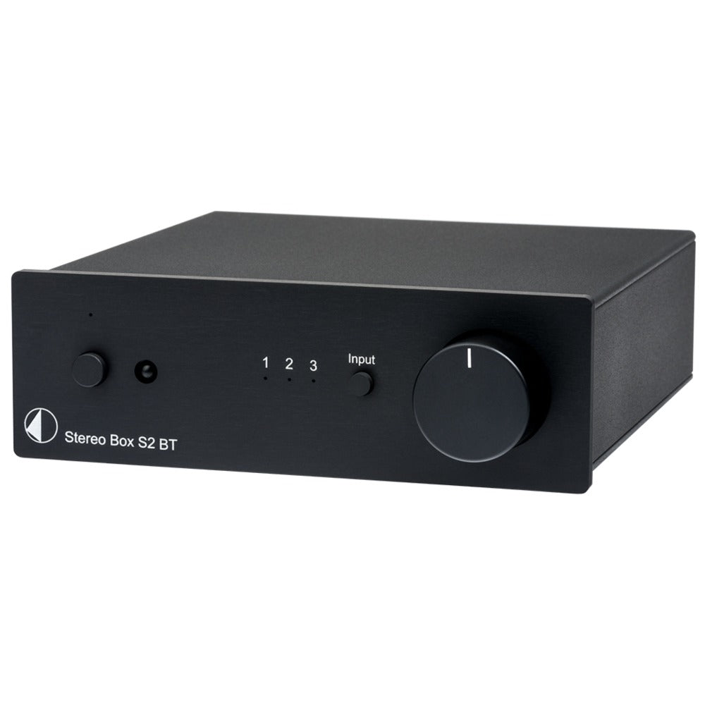 Pro-Ject | Stereo Box S2 BT Integrated Amplifier | Melbourne Hi Fi2