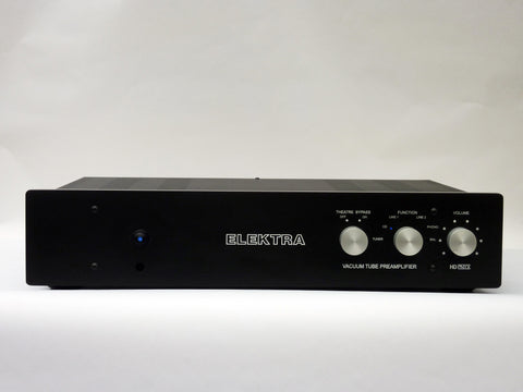 Elektra Pnyx Balanced Tube Pre Amplifier