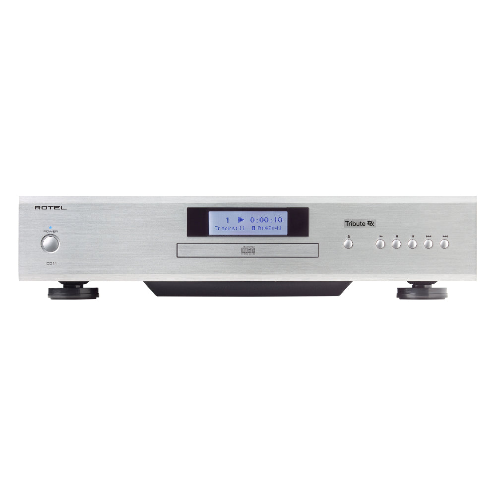 Rotel | CD11 Tribute CD Player | Melbourne Hi Fi1