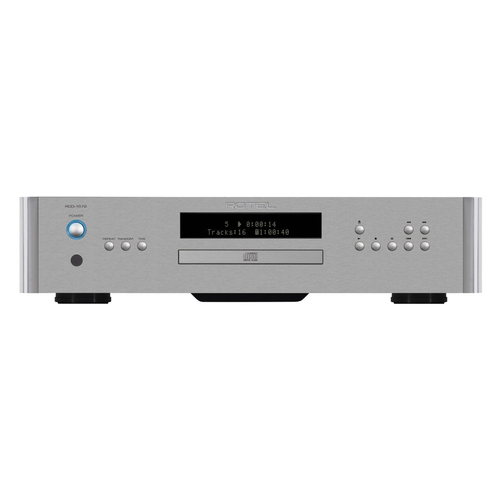 Rotel | RCD-1572 CD Player | Melbourne Hi Fi1