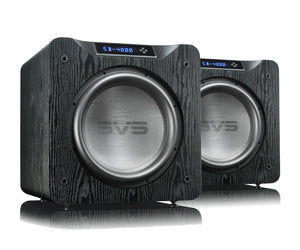 SVS SB-4000 - Sealed Box Home Subwoofer (PAIR) **15% OFF**