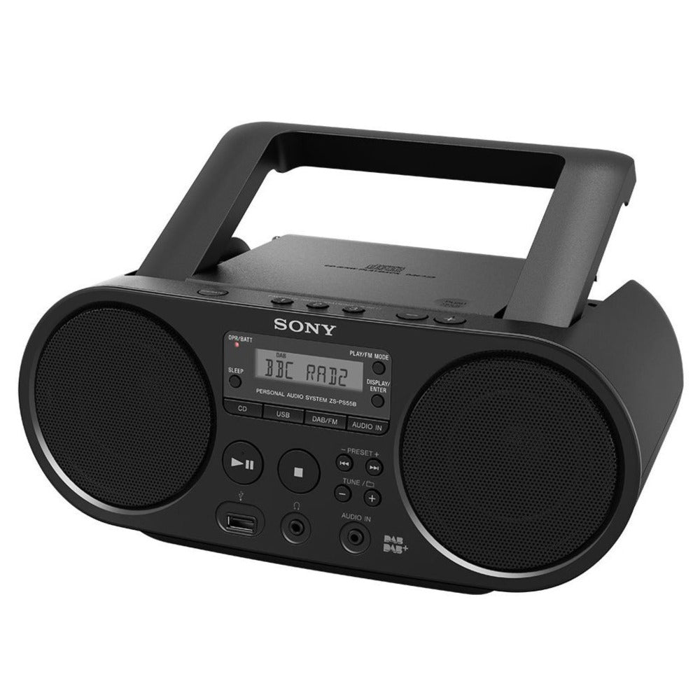 Sony | ZS-PS55 CD Boombox | Melbourne Hi Fi1