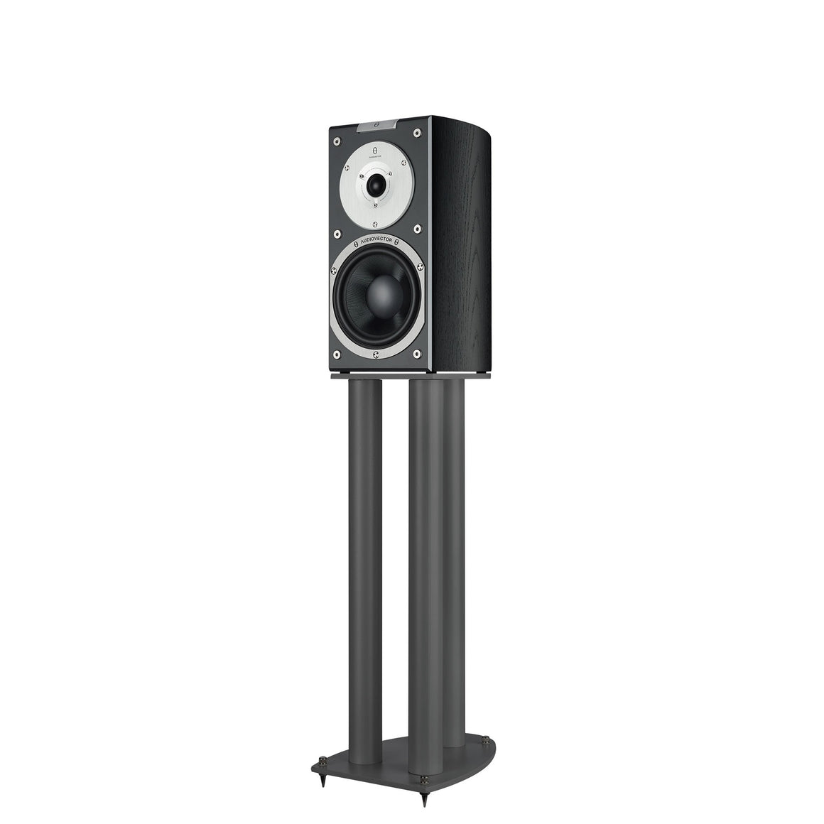 Audiovector Si 1 Black Ash Bookshelf Speakers at Melbourne Hi Fi, Australia