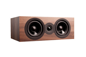 Cambridge Audio SX70 Centre Speaker Dark Walnut - Melbourne Hi Fi
