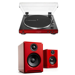 The Red Rocker Turntable package | Melbourne Hi Fi1