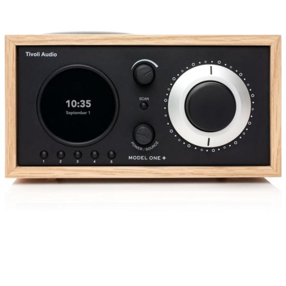 Tivoli Audio | Model One+ Clock Radio | Melbourne Hi Fi1