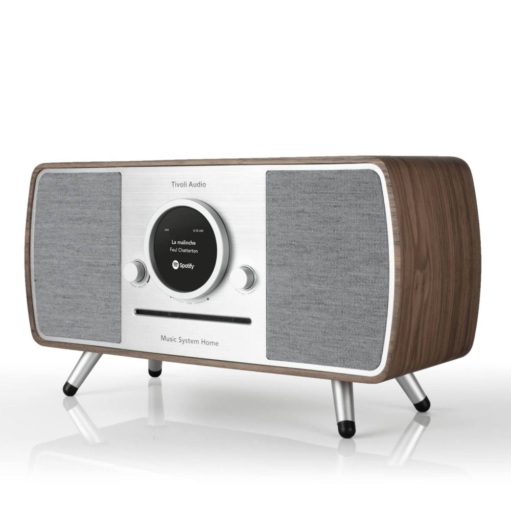 Tivoli Audio Music System Home All-in-one System Walnut Open Box | Melbourne Hi Fi3