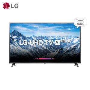 "LG 75UK6500PTB 75"" UHD Smart TV"