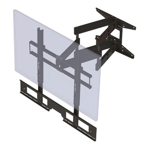 Flexson Cantilever TV Mount for Sonos Playbar and TV - Black