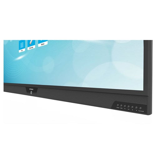 "Hitachi HILS65205 65"" Interactive Touch Screen Display-Melbourne Hi Fi"