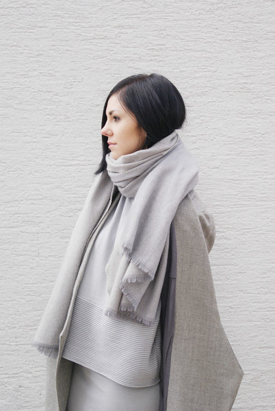 Meet the Effortless Minimalist Katarzyna Ignacek, Founder of MesmerizeFashion