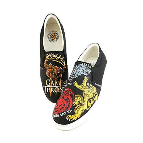 Women Shoes Customised Hand Painted Water Proof Shoe Girls Comfortable Washable
