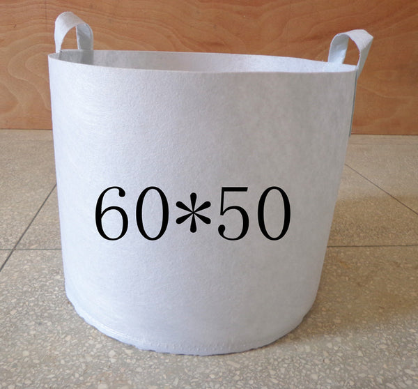 60*50 Non-woven Planting Bag Home Gardening Vegetable Grow Bags trees Flower Pot ,  - JKK Mart, JKK Mart - 1