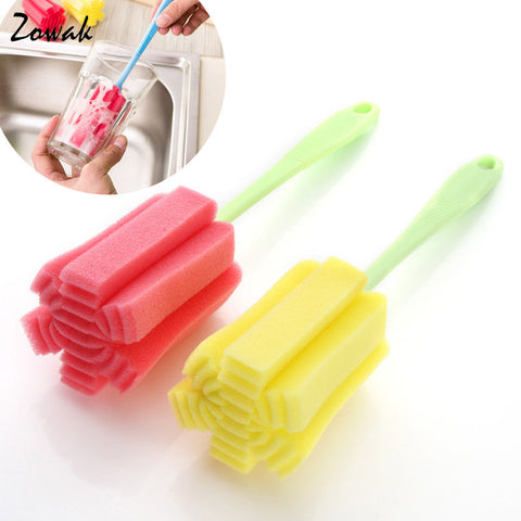 Bottle Washing Brush Cleaning Tools Coffee Tea Wineglass Mug Glass Cup Cleaner K - JKK Mart