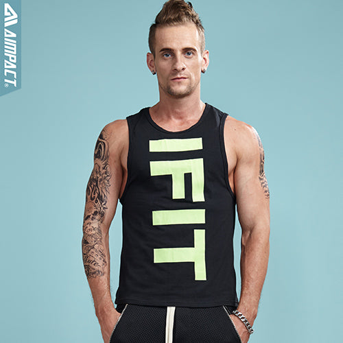 5e91df1d159cb Men s Tank Tops Vivid Fitted Basic Male Vest Muscle Singlets Cross fit  Fitness Workout Tees