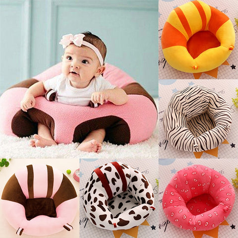 Baby sofa baby Support seat cotton feeding chair Plush Toy