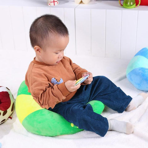 Cartoon Baby Sofa Baby Feeding Seats Sofa Support Chair