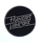 Francois Van Coke Embroidered Patch