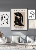 Matisse Abstract Woman - Plakat - Plakatbar.no