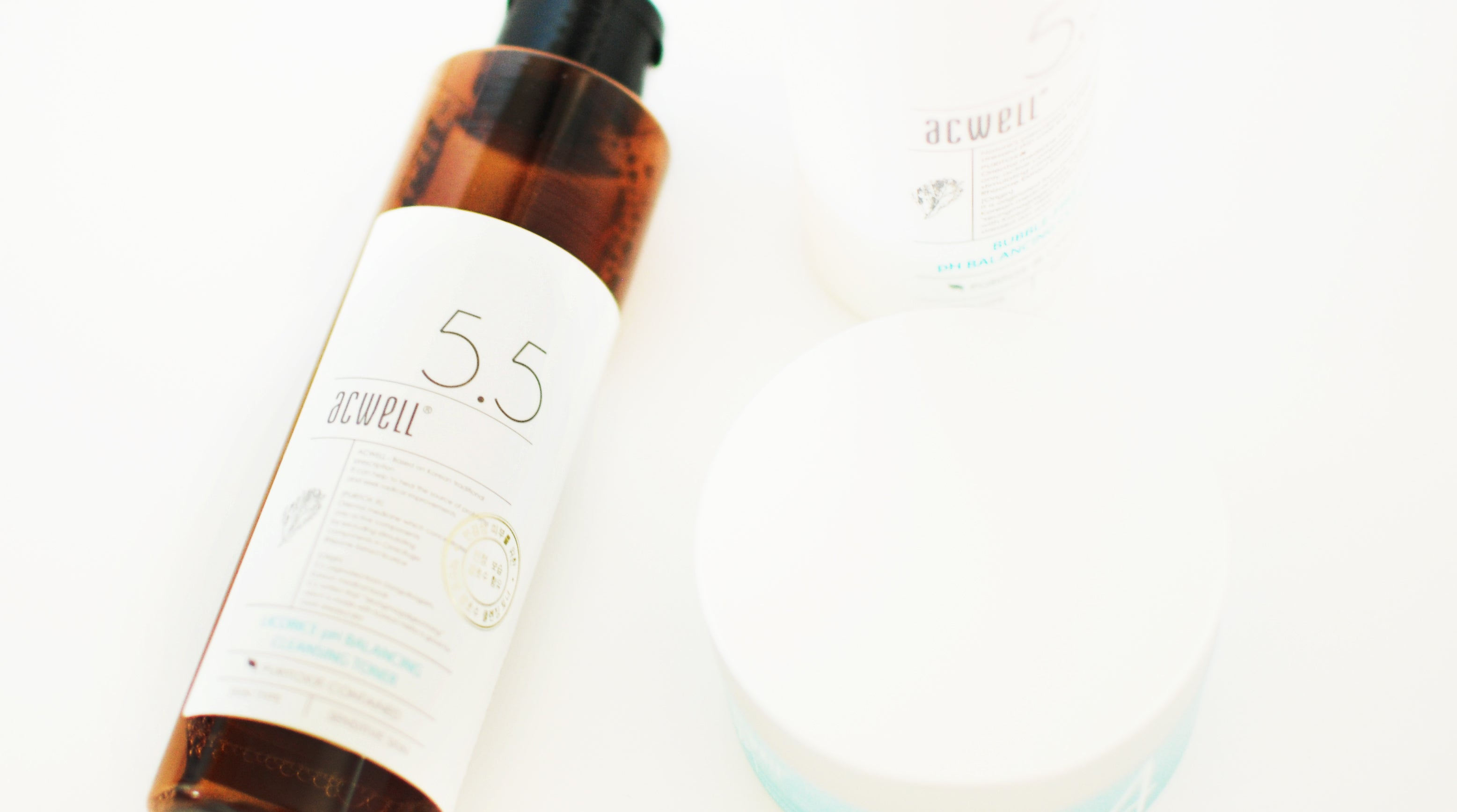 Melody Tip: Conservation with Acwell 5.5 Licorice Balancing Cleansing Toner