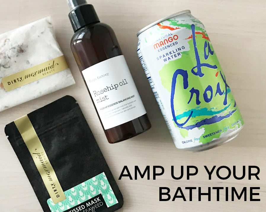 Your bathtime is about to get lit 💖