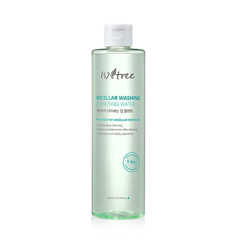 Isntree Micellar Washing Cleansing Water